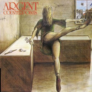 Argent Counterpoints vinyl record